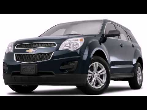 2015 Chevrolet Equinox Video