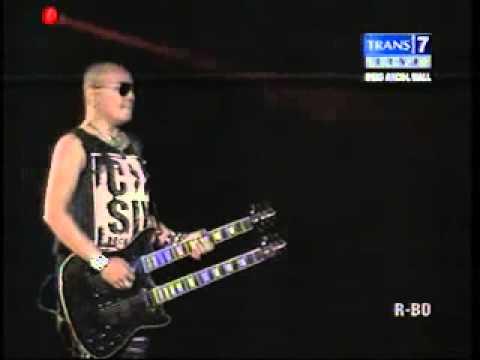 KOTAK Band Live Konser Ener9i Rock Never Dies 27 September 2013
