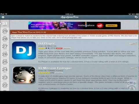 Como Descargar Juegos y Aplicaciones Pagadas Para Iphone - Ipad Gratis - Legalmente
