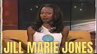 Jill Marie Jones interview with John Salley