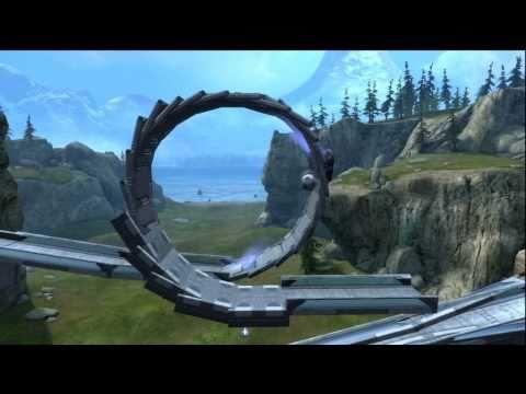 Halo Reach Rube GoldBerg - INCREDIBLE