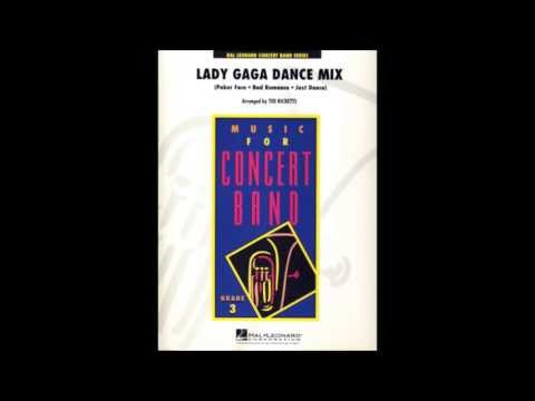 Lady Gaga Dance Mix (Band)