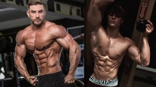 RYAN TERRY & DAVID LAID | OFF SEASON CHEST WORKOUT