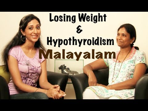 Diet Tips for Hypothyroidism and Weight Loss - Malayalam - YouTube