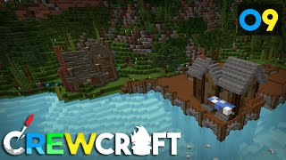 Crewcraft Minecraft Server :: Pier Expansion! E9