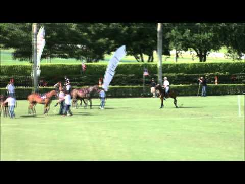 PoloLine TV - US Open Final Match 2012 - Zacara vs Lechuza Caracas