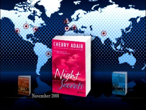 Cherry Adair's Night Trilogy (Night Fall)