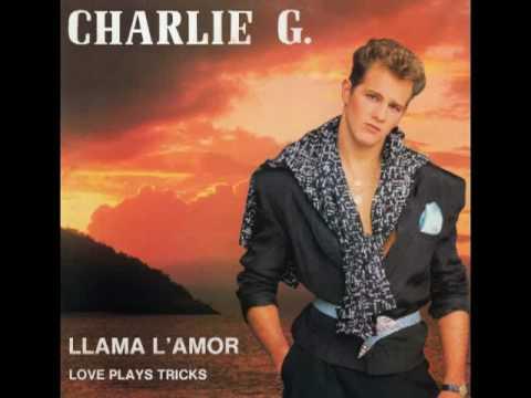 llama L Amor - charlie G 1987 euro disco