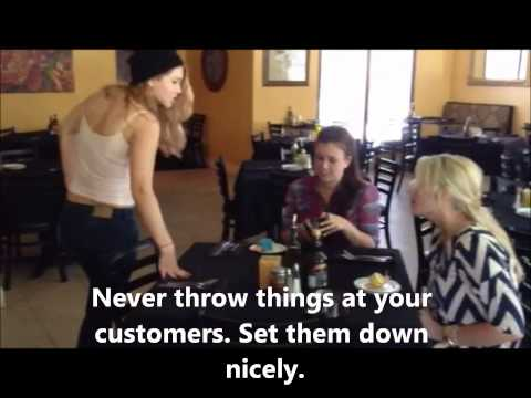 Restaurant Service: Good vs. Bad