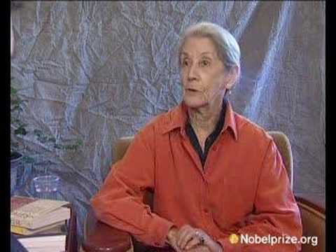Nadine Gordimer on racism