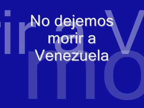 venezuela llora