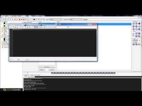 Game Maker Studio Platformer