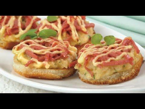 Бутерброды к завтраку // без хлеба!