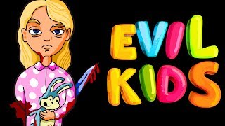 The MOST EVIL KIDS in the History of the Mankind