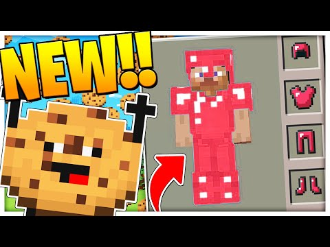 OP ARMOR COOKIE CAMP BRAND NEW UPDATE BASE DEFENDER - MINECRAFT COOKIE CAMP GAMEMODE