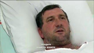 Mão de operário é implantada na própria barriga; entenda o caso