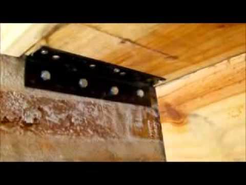 Armar la escalera por uno mismo youtube for Como hacer una escalera de madera con descanso
