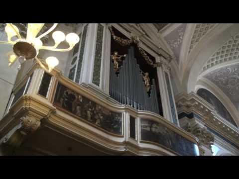 dagli Incontri del Vicariato UNA CHIESA SI RACCONTA Musica d'Organo dalla Chiesa di San Cassiano. L'antico Organo di Piertro Nacchini (1743) è suonato da Enr...