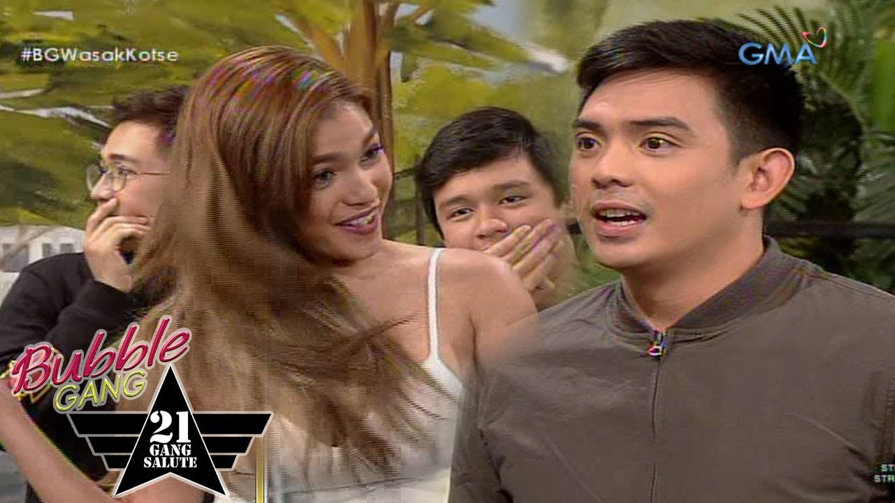 Bubble Gang: Beep beep, pa-kiss