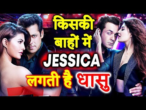 RACE 3 | With Whom Jacqueline Looks Best | Salman Khan Vs Bobby Deol thumbnail