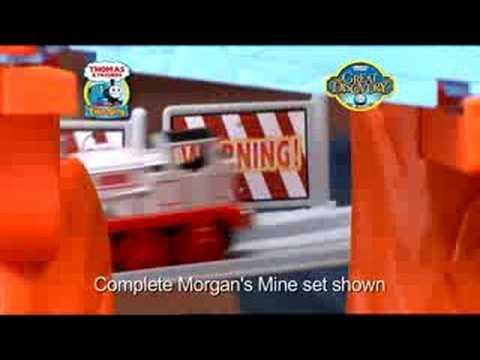Morgan S Mine Electronic Playset By Take Along Thomas