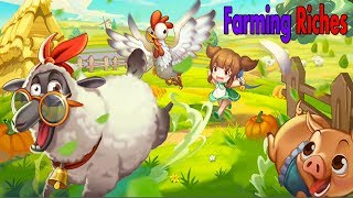 Farming Riches - Android Gameplay ᴴᴰ