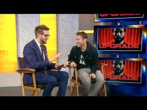 UPGRADE Interview With LEIGH WHANNELL