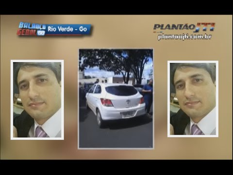 Veiculo de corretor desaparecido em Rio Verde é encontrado.