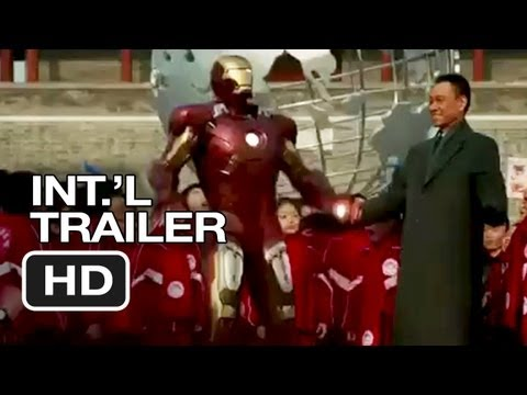 Iron Man 3 International Trailer #2 (2013) &#8211; Robert Downey Jr. Movie HD