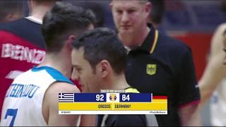 Griechenland - Deutschland | FIBA World Cup 2019 Qualifiers