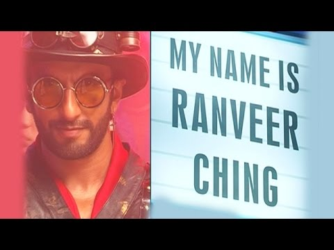 Ranveer Singhs new look with new brand commercial - EXCLUSIVE...