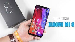 Mở hộp & đánh giá nhanh Xiaomi Mi 8 đầu tiên tại Việt Nam: Bản sao của iPhone X
