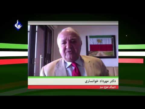 Raha Tv  برداشت دوم - Bardasht E Dovom (28 Mar 14) video