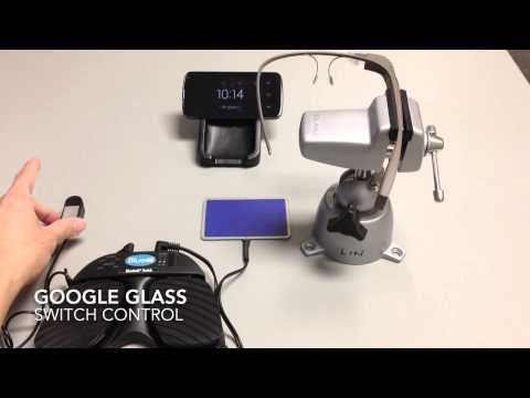 Google Glass Accessibility - Switch Control