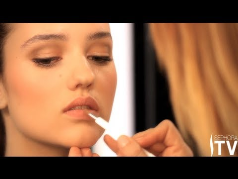 Nude Lips For Spring: Makeup How-to video