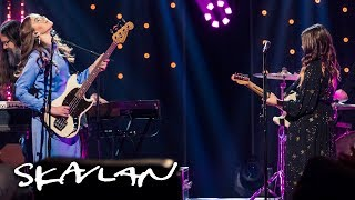 First Aid Kit Perform «Fireworks»  | Skavlan