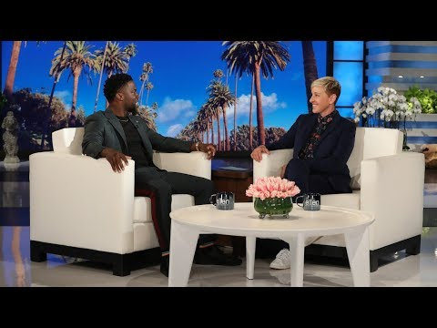Ellen Reveals She Called the Academy to Help Re-Hire Kevin Hart As Oscars Host