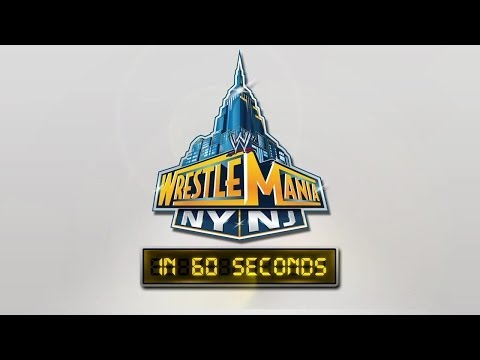 Wrestlemania In 60 Seconds: Wrestlemania 29 video
