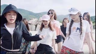 Khi hội lầy FAPTV cùng nhau đi biển - dàn hot girl nhảy nóng hết cả người