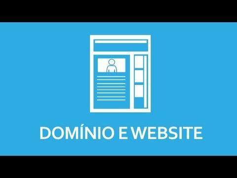 Como obter um domínio e um website gratuito