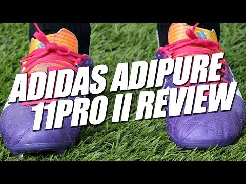 Adidas adiPURE 11Pro II review