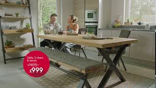 Sterling Furniture Last Chance Winter Sale Dining Offers