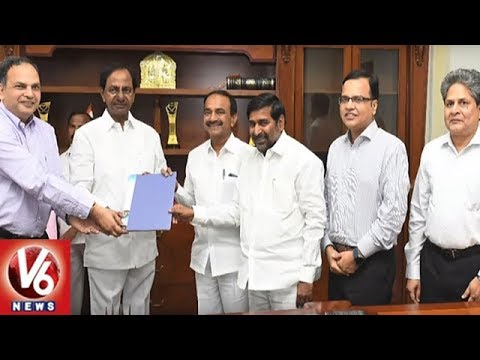 Cabinet Sub Committee Submits Report On Govt Employees Demands | V6 News