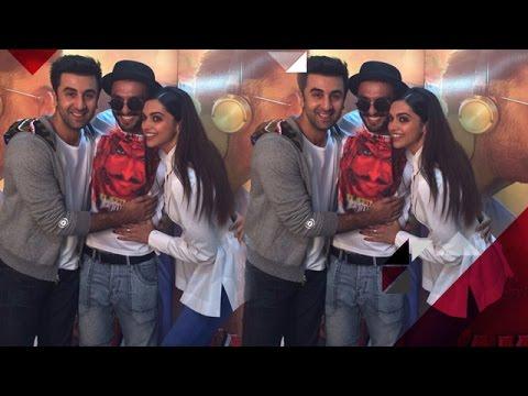 Ranveer Singh finds Ranbir's & Deepika's pairing cute, Ranveer too possessive about Deepika Padukone
