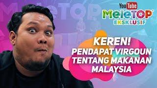 Download Lagu Keren! Pendapat Virgoun tentang makanan Malaysia Gratis STAFABAND