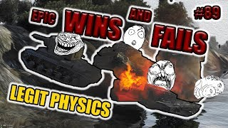 World of Tanks - Epic wins and fails [Episode 89]