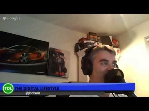 The Digital Lifestyle Show #412 - Clouds In The Xxx video