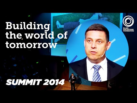 Coert Zachariasse, A vision for the built environment, CE100 Annual Summit 2014