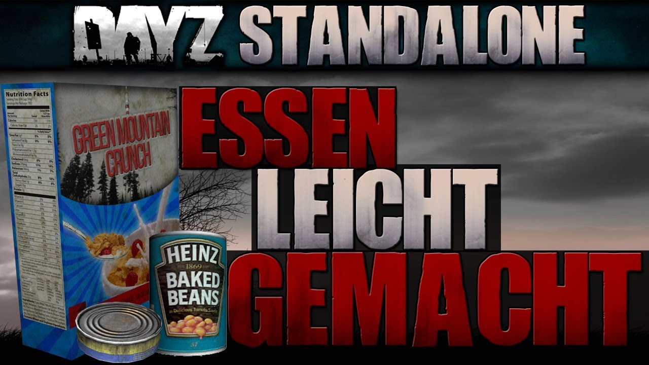 dayz standalone guide 3 was tun gegen hunger standalone survival tutorial youtube. Black Bedroom Furniture Sets. Home Design Ideas