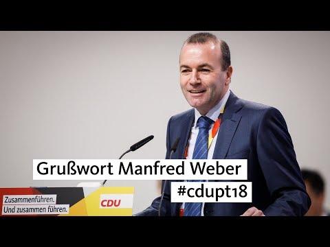 Download Grußwort Manfred Weber Mp4 baru